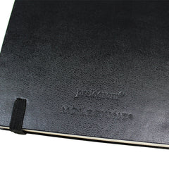Mute Black Moleskine Notebook