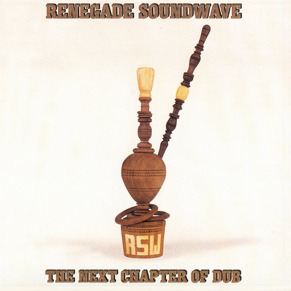 Renegade Soundwave - The Next Chapter Of Dub - CD