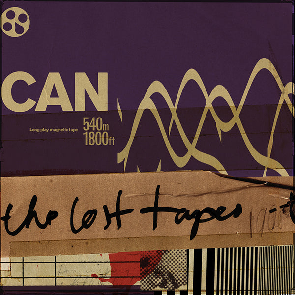 Can - Lost Tapes - 3CD