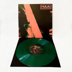 HAAi - Put Your Head Above The Parakeets - Limited Edition Green 12""