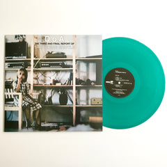 Throbbing Gristle - D.O.A. The Third and Final Report of - Tranparent Green Vinyl