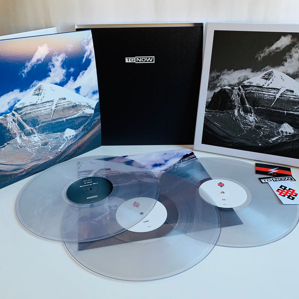 Throbbing Gristle - Part Two The Endless Not / TG Now - Triple Clear Vinyl Box Set