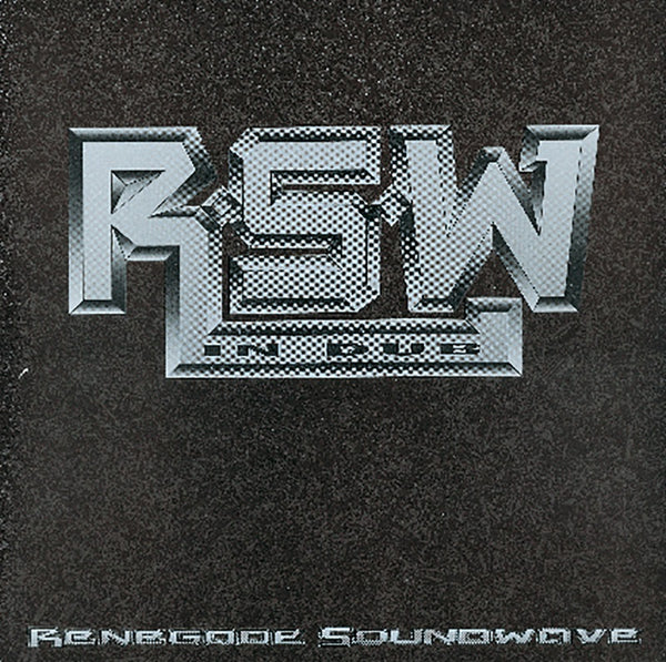 Renegade Soundwave - Renegade Soundwave In Dub - CD