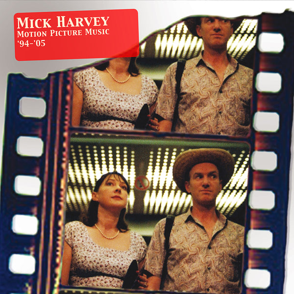 Mick Harvey - Motion Picture Music '94 - '05 - CD