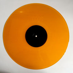Maps - Turning The Mind - orange coloured double vinyl