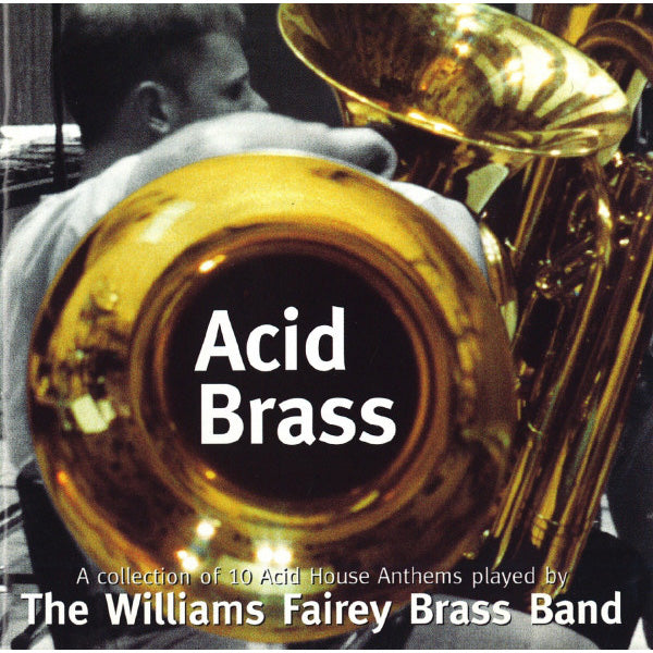 The Williams Fairey Brass Band