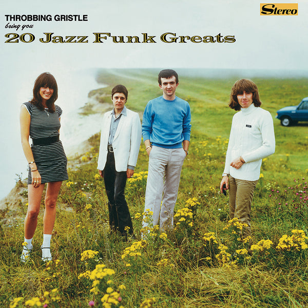 Throbbing Gristle - 20 Jazz Funk Greats - 2CD
