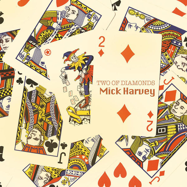 Mick Harvey - Two Of Diamonds - CD