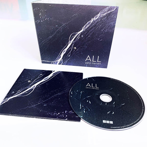 Yann Tiersen - ALL - CD + Signed Card