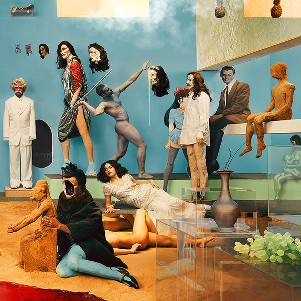 Yeasayer - Amen & Goodbye - CD