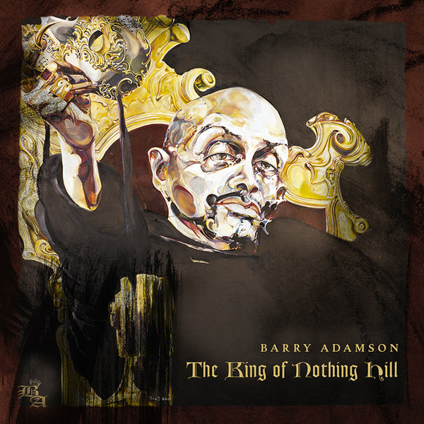 Barry Adamson - The King Of Nothing Hill - CD