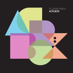 A Certain Ratio - acr:box - 4 x CD Box Set