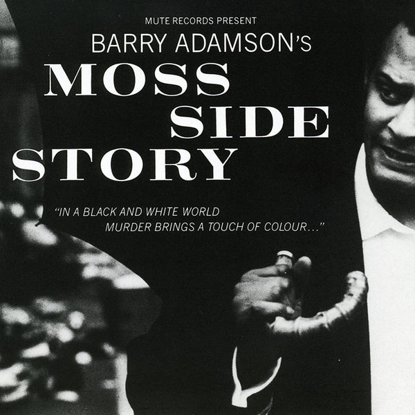Barry Adamson - Moss Side Story - CD