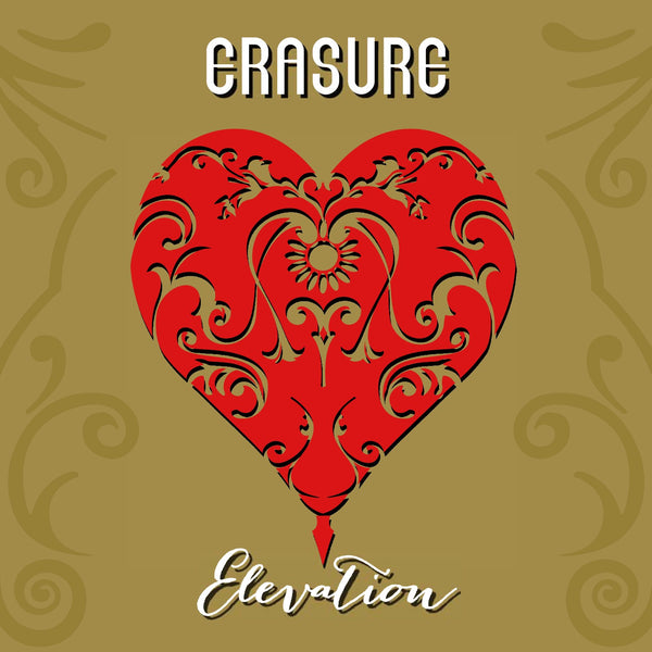 Erasure - Elevation - CD