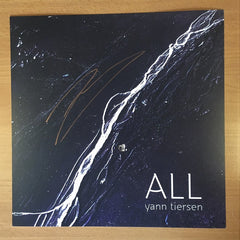 Yann Tiersen - ALL - Vinyl + Signed Print