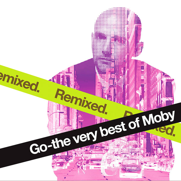 Moby Everything Is Wrong Cd Moby Mute Bank