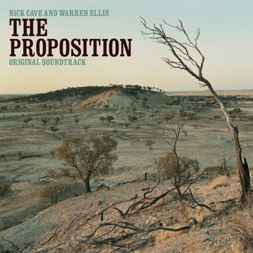 Nick Cave & Warren Ellis - The Proposition (Original Soundtrack) - CD