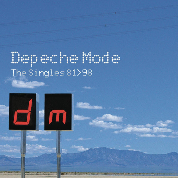 Depeche Mode - The Singles 81-98 - 3CD