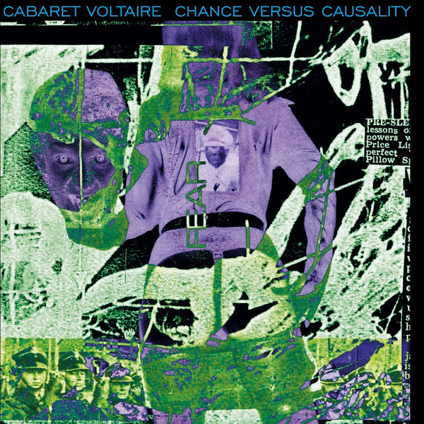 Cabaret Voltaire - Chance Versus Causality - CD
