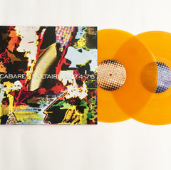 Cabaret Voltaire - 1974-76 - Limited Edition Transparent Orange Vinyl