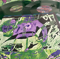Cabaret Voltaire - Chance Versus Causality - Limited Edition Transparent Green Double Vinyl