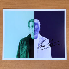 Chris Carter - Chemistry Lessons Volume 1 - CD + Signed Print