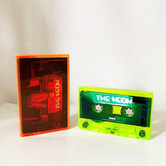 Erasure - The Neon - Limited Edition Green Coloured Cassette