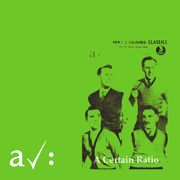 A Certain Ratio - The Graveyard And The Ballroom - CD