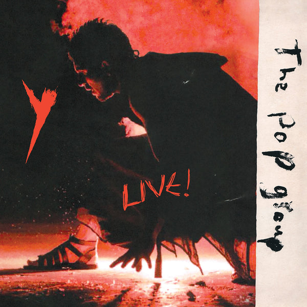 The Pop Group - Y Live- Vinyl