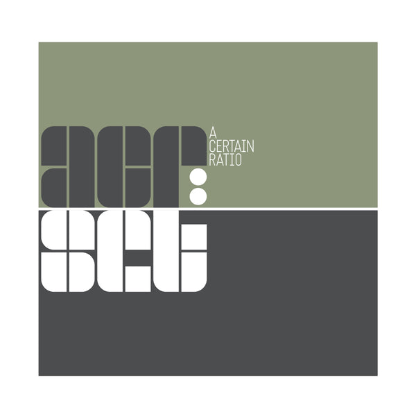 A Certain Ratio - acr:set - Dark Green / Silver Vinyl