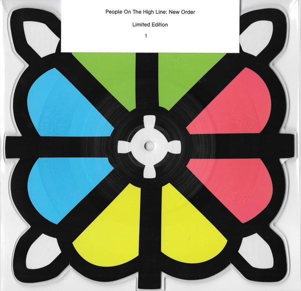 New Order - People On The High Line - Shaped Picture Disc 7