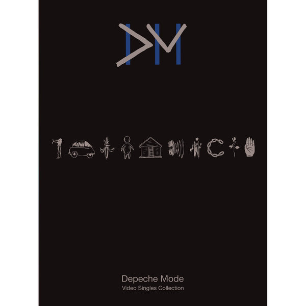 Depeche Mode - Video Singles Collection - 3 x DVD