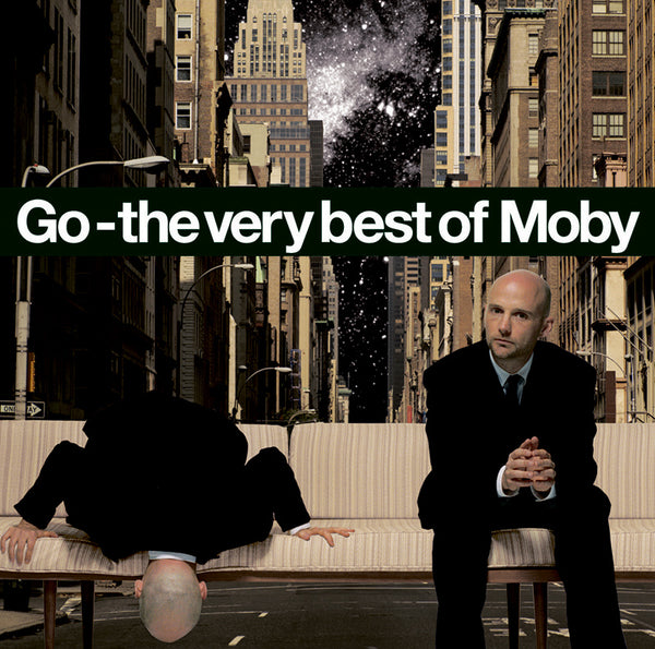 Moby - Go - The Very Best Of Moby - CD + DVD