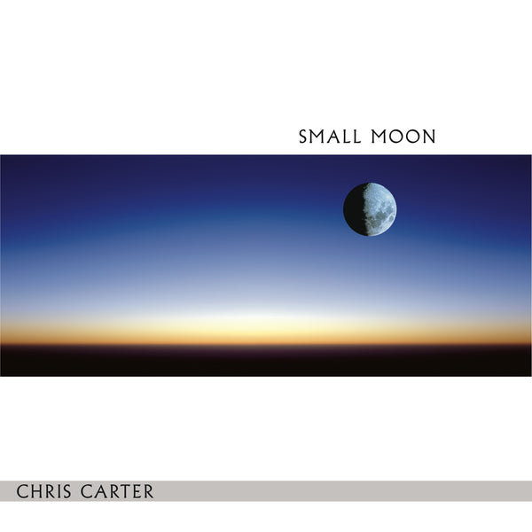 Chris Carter - Small Moon - White Double Vinyl