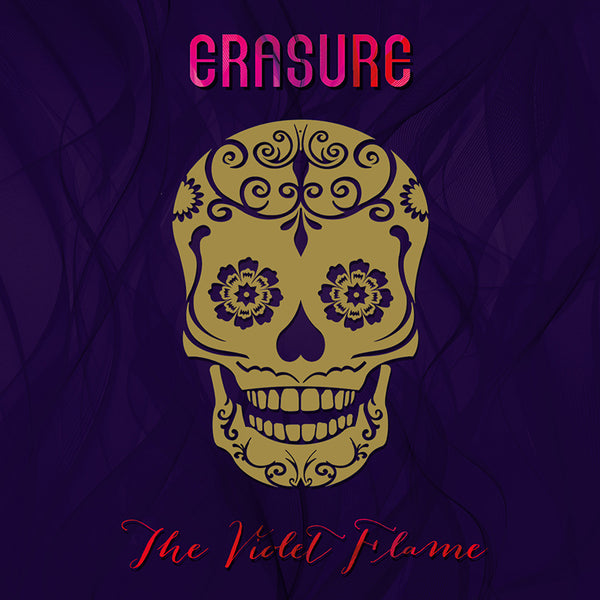 Erasure - The Violet Flame - 2CD