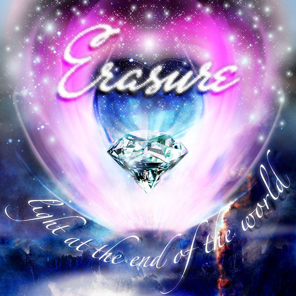 Erasure - Light At The End Of The World - CD
