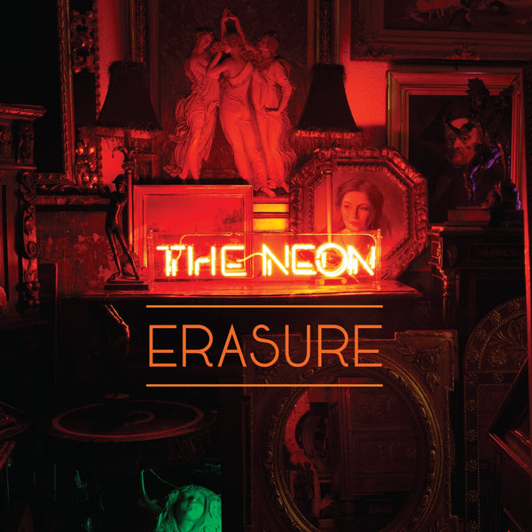 Erasure - The Neon - CD (Jewel Case Edition)