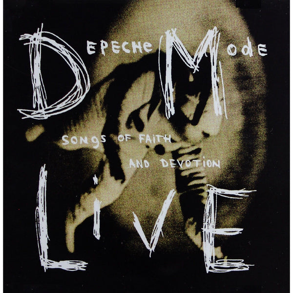 Depeche Mode - Songs Of Faith And Devotion (Live) - CD