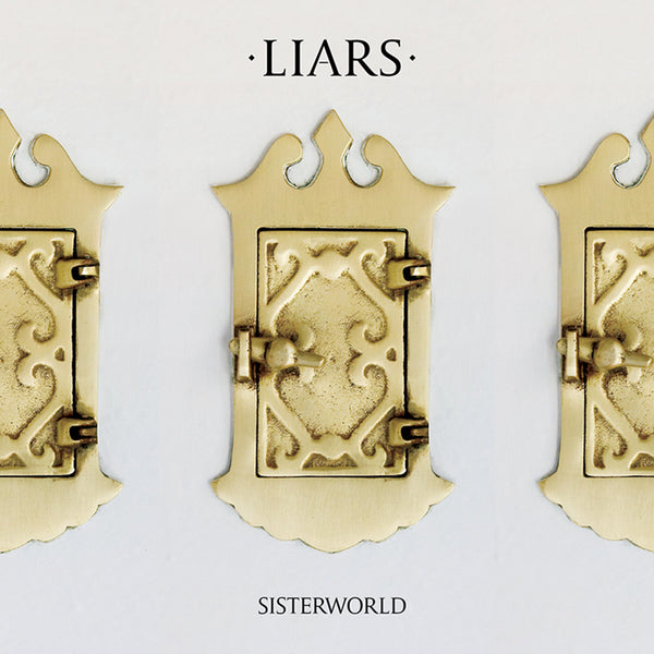 Liars - Sisterworld - CD