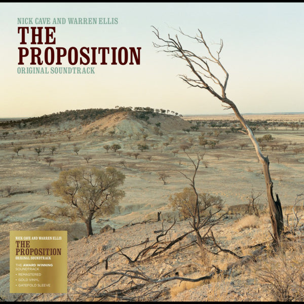 Nick Cave & Warren Ellis - The Proposition - Gold Vinyl