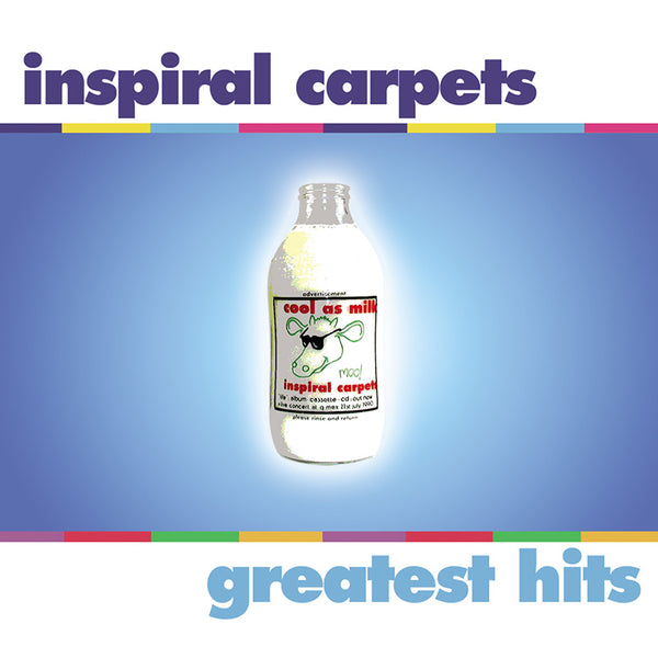 Inspiral Carpets - Greatest Hits - CD
