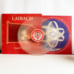 Laibach - Party Songs EP - Limited Edition Clear Vinyl