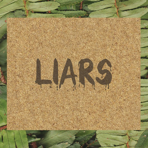 Liars - TFCF 420 Estuary Angler Edition - Vinyl (Signed)