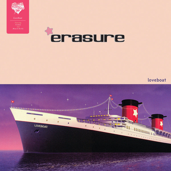 Erasure - Loveboat - 180g Heavyweight Vinyl