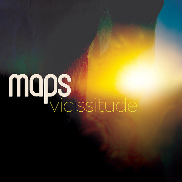 Maps - Vicissitude - Double Vinyl