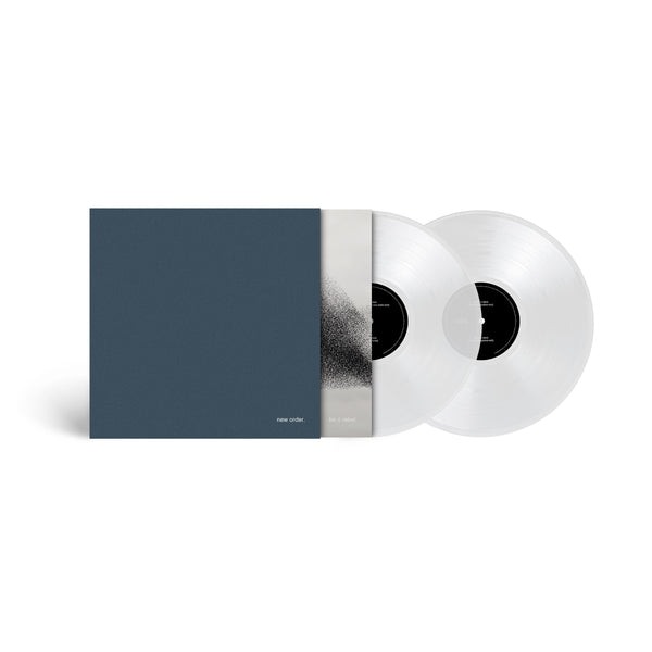 New Order - Be A Rebel Remixed - Limited Edition Double Clear Vinyl