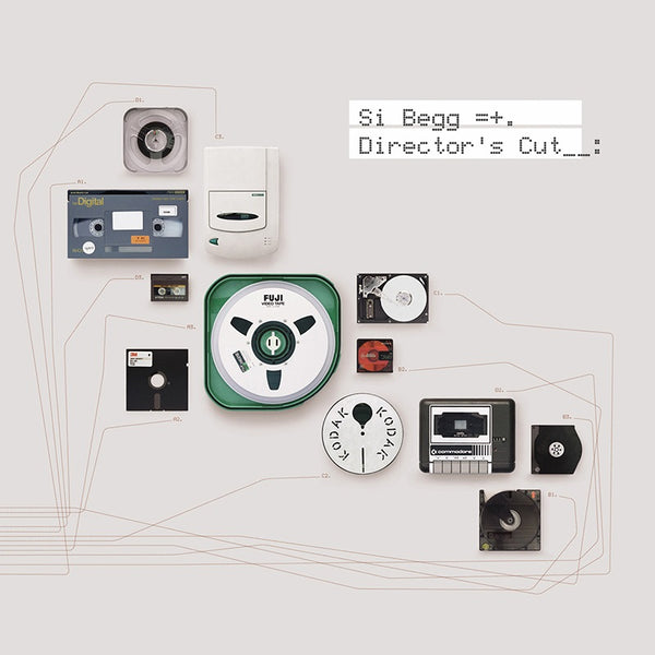Si Begg - Directors Cut - CD