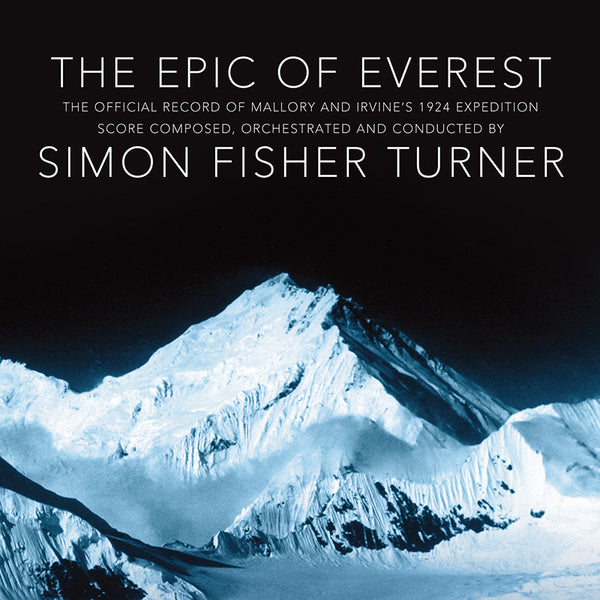 Simon Fisher Turner - The Epic Of Everest - Limited Edition Vinyl + CD