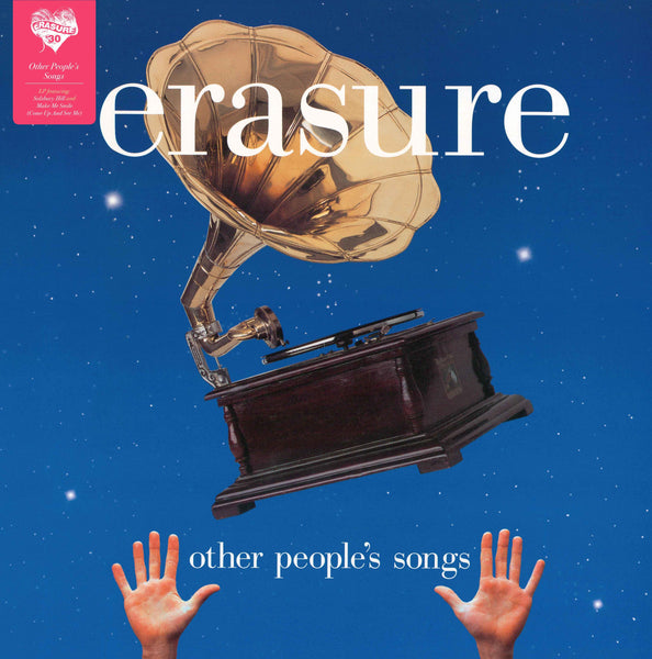 Erasure - Other People's Songs - 180g Heavyweight Vinyl
