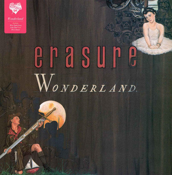 Erasure - Wonderland - 180g Heavyweight Vinyl